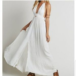 Free People Look Into The Sun Maxi Dress